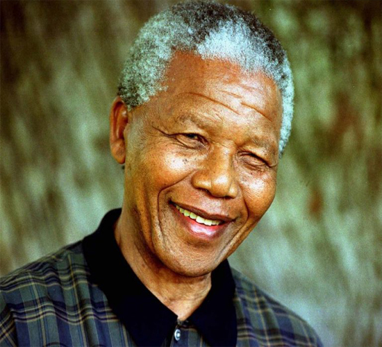 Read more about the article Black History Month – Nelson Mandela