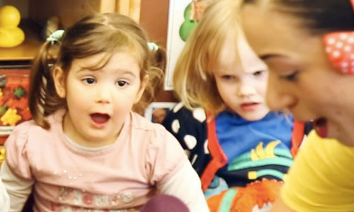 Read more about the article Early Years Classes