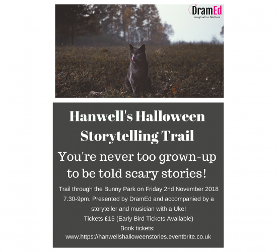 You are currently viewing Hanwells Halloween Storytelling Trail